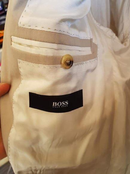 Picture of Hugo Boss men's suit