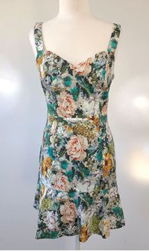 Picture of PORTMANS SIGNATURE Multi Floral Dress Available in size 10, 12, 14 & 16 RRP $129.95 - Free delivery - www.summahaus.com.au