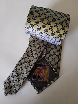 Picture of Carnaval de Venise Italian Handmade Silk Tie