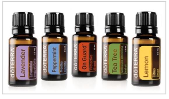 Picture of doTERRA FIVE FAVES PACK