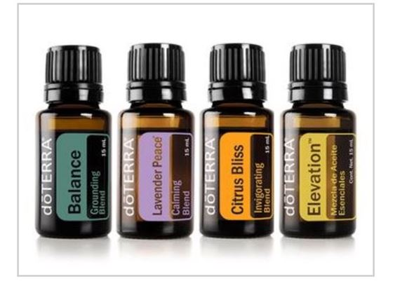 Picture of doTERRA MOOD MANAGEMENT KIT